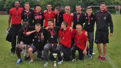 Vice champions !