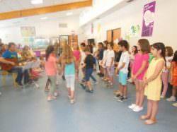 Chants à l'école