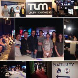 Plateau radio de TLM pour une classe de 3ème
