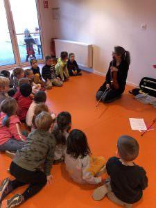 Projet forêt pour toutes les classes de maternelle