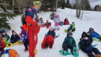Ski et raquettes à La Pesse