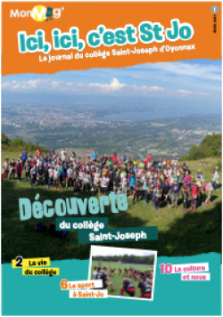 Journal du collège N°1