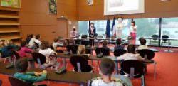 Visite de la mairie d'Oyonnax